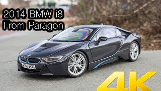 2014 BMW i8 From Paragon Available In 4K