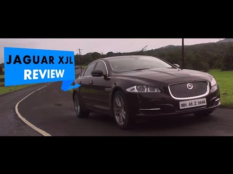 Jaguar XJ L Review l PowerDrift