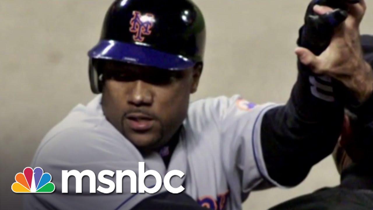 MLB Star Darryl Hamilton Dead In Apparent Murder-Suicide | msnbc thumbnail