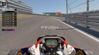 Gran Turismo™SPORT online kart win