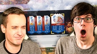 NEVER SEEN ANYTHING LIKE IT - FIFA 17 PACK OPENING