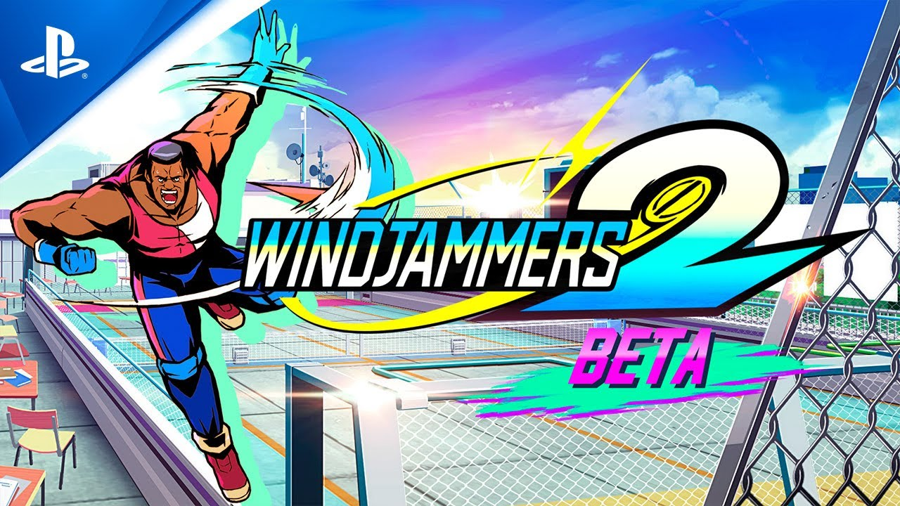Windjammers 2 out soon on PS4 & PS5, open multiplayer Beta starts tomorrow – PlayStation.Blog