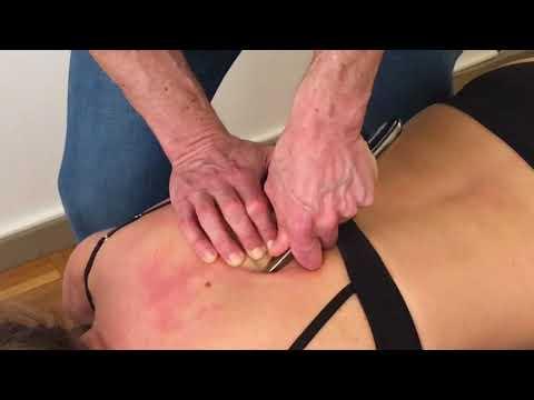 Nervo schiacciato del trattamento polso