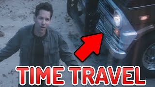 Ant-Man Is In The FUTURE! (FAKE Trailer Scenes) - Avengers: Endgame Theory