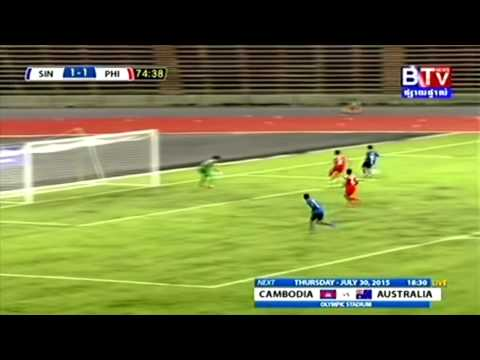 AFF U16 Asean Championship Goals Highlight Episode 1