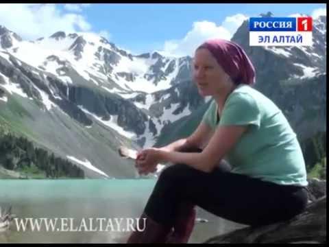 В Катунском биосферном заповеднике завершила свою работу первая волонтерская смена (2014)