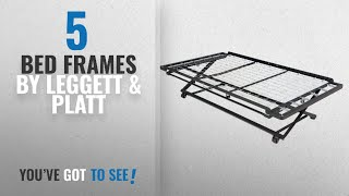 Top 10 Leggett & Platt Bed Frames [2018]: 39-Inch Link Spring 66 Pop-Up Trundle for Daybeds with