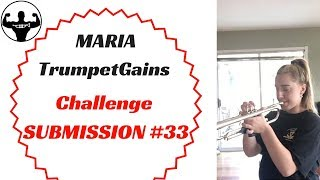 MARIA   TG Challenge Submission #33