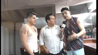 Enrique Aymara y Marlon Julián  EN SALVESE QUIEN PUEDA ECUADOR