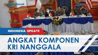 Cerita Proses Pengangkatan Komponen KRI Nanggala-402, Pangkoarmada: Dibantu Tiga Kapal China