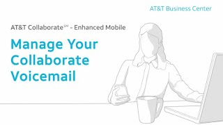 Enhanced Mobile: Manage Your Collaborate Voicemail