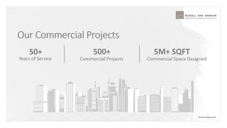 Commercial Projects | Architecture, Engineering, Construction | Russell And Dawson