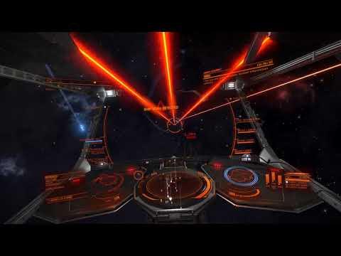 Elite Dangerous - Krait mk2 vr Bridge Walk Around