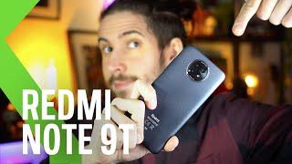 Redmi Note 9T análisis: El 5G más BARATO de XIAOMI que SORPRENDE por su RENDIMIENTO y su AUTONOMÍA