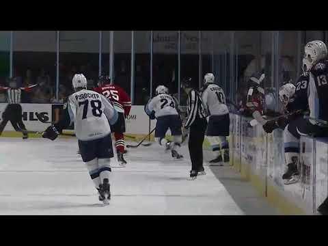 IceHogs vs. Admirals | Nov. 2, 2018