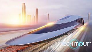Tech It Out: Chiny ustanowią nowy rekord prędkości w transporcie naziemnym