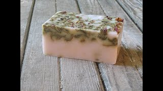 How To Make Simple Melt And Pour Soaps