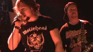"""Artillery - Beneath The Clay (R.I.P.) - Live at """"The Rock"""" on September 12th, 2008"""