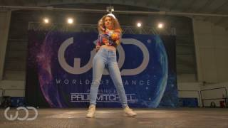 Dytto Barbie | robot girl | So You Think You Can dance