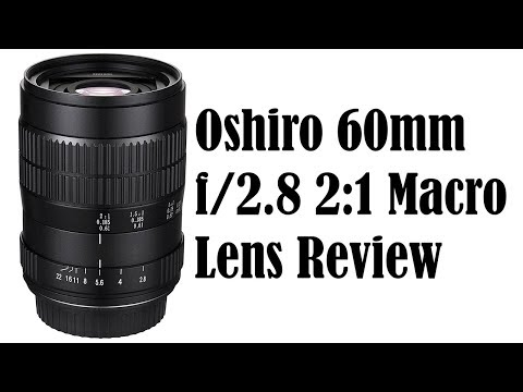 2:1 Macro Lens Review – Oshiro 60mm f/2.8 2:1