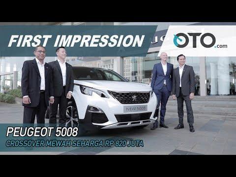 Peugeot 5008 | First Impression | SUV Mewah Bertabur Fitur | OTO.com