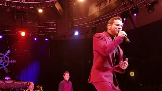 98 Degrees- Christmas Ain't the Same without You Westbury,NY 12/16/18