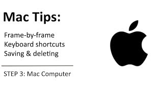Step 3: How to Use a Mac (Apple Computer)