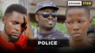 Police - Throw Back Video (Mark Angel Comedy)