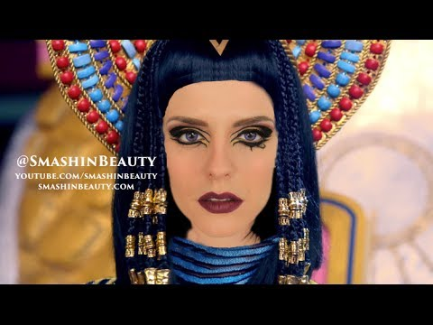 Katy Perry Dark Horse Official Music Video Makeup Tutorial ...