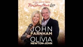 Olivia Newton John - Burn for You live with John Farnham