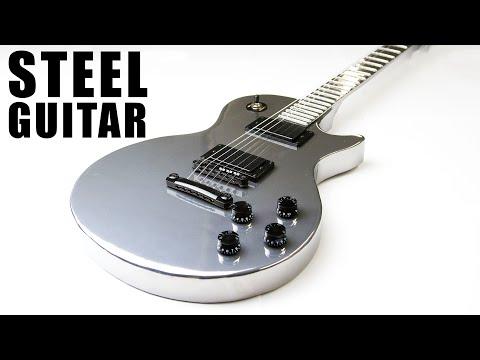 Building a Steel Guitar