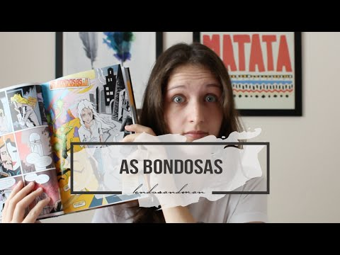 AS BONDOSAS (ENTES QUERIDOS) | #LendoSandman