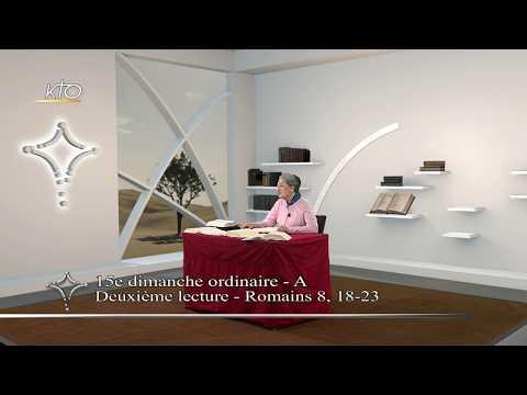 15e dimanche ordinaire A - 2e lecture