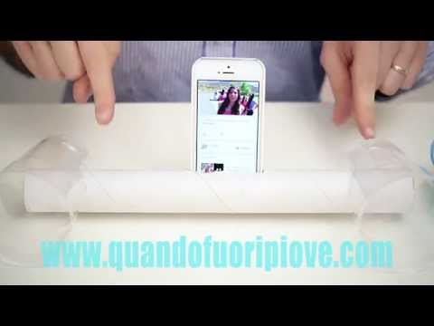 Casse fai da te per iPhone, iPod e smartphone: tutorial