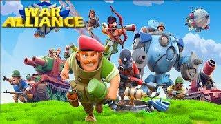 War Alliance - Android Gameplay (Beta Test)
