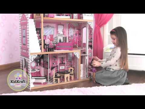 KidKraft 65093 - Amelia Casa delle bambole