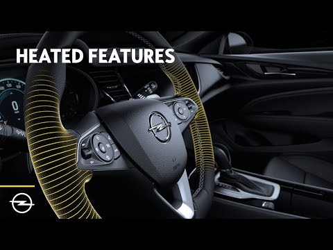 Opel Features: ThermaTec Windshield, Heated Seats & Steering Wheel