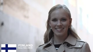 Heta Sallinen Contestant from Finland for Miss World 2016 Introduction