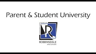 Parent and Student University