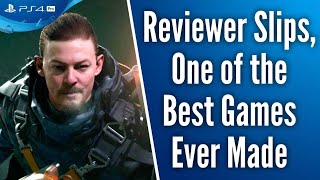 Reviewer Slips Up, Says Death Stranding is One Of The Best Games In The History of Video Games