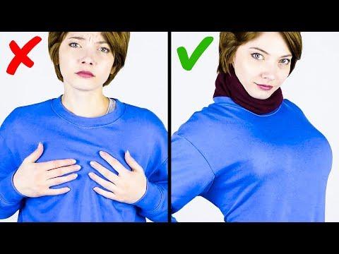 Ćwiczenia na zwiększenie mięsień piersiowy
