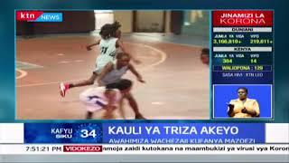 Nahodha wa Nairobi dynamite, Triza Akeyo awarai wakenya kuzingatia maagizo ya wizara ya afya