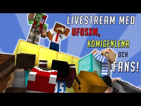 En Noobs Resa Gänget Kör Online - Livestream från 03/05