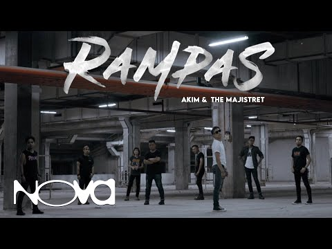 AKIM & THE MAJISTRET - Rampas (Official Music Video)