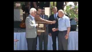 preview picture of video 'KKTC Cumhurbaşkanı Dr. Derviş Eroğlu 12. Büyükkonuk Eko Gün Ziyareti'
