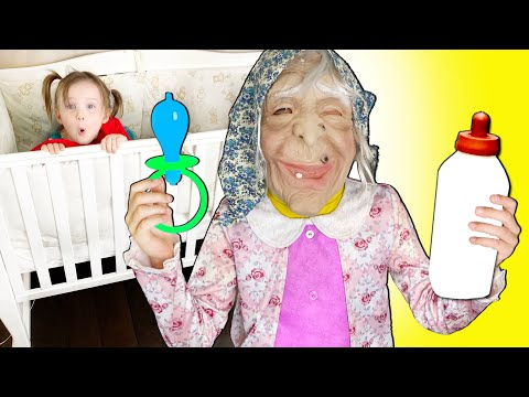 Five Kids Unusual Babysitter Song + more Children's Songs and Videos