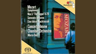 "Serenade No. 6 in D Major, K. 239, ""Serenata Notturna""*: I. Marcia: Maestoso"