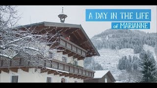 A Day in the Life of Marianne in Austria