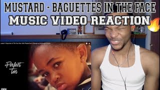Mustard – Baguettes In The Face Feat. NAV, Playboi Carti, A Boogie Wit Da Hoodie (Audio)   REACTION