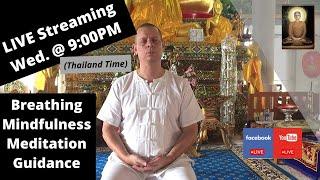 (Group Learning Program) - Introduction to Breathing Mindfulness Meditation